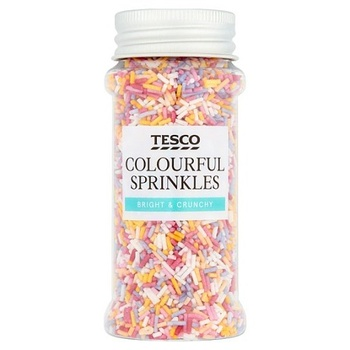 Tesco Colour Strands 70g