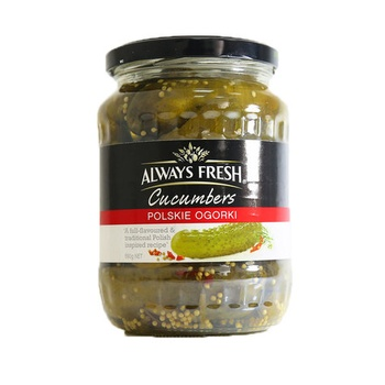 Always Fresh Cucumber 680g