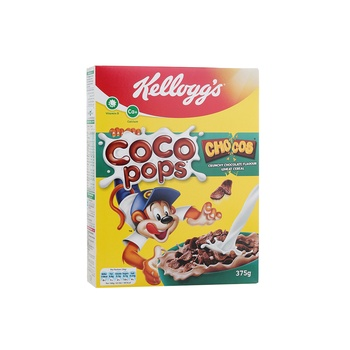 Kelloggs Chocos375g
