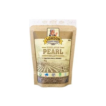 London Super Foods Organic Gluten Free Pearl Millet 500g