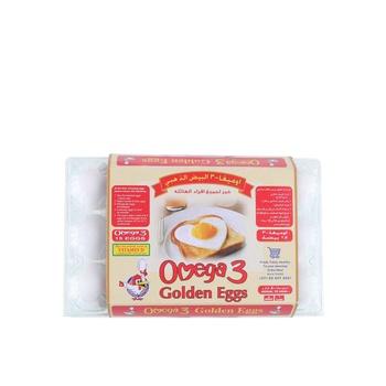 Al Jazira Omega 3 Golden Eggs 15s