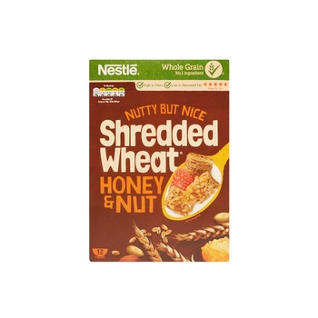 Nestle Sherded Wheat Honey Nut  500g