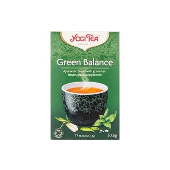 Yogitea Green Balance 30.6g