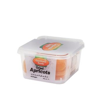 Goodness Foods Dried Apricort (Kirici) 400g