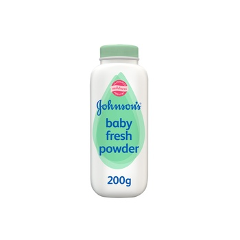 Johnsons Baby Fresh Powder 200g