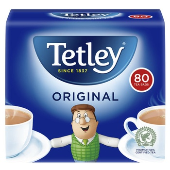 Tetley Tea Bags Original 80s