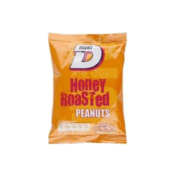 Big D Honey Roasted Peanuts 160g