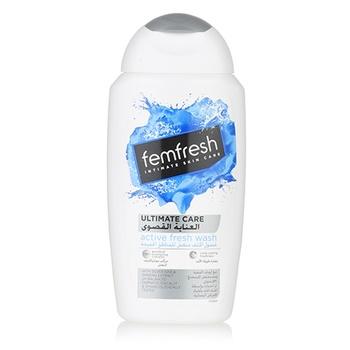Fem Fresh Silver Wash 250ml