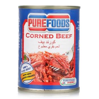Purefoodscorned Beef (Arabic) 380g