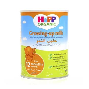 Hipp Organic Growing Up Milk 12 Months Onwards 900g