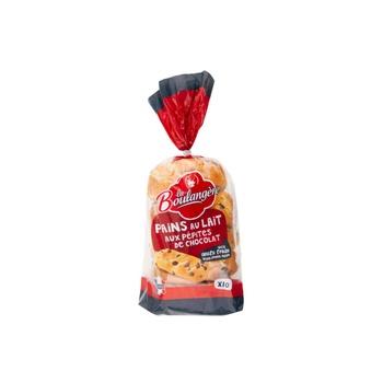 La Boulangere Choc Chip Brioche 350g