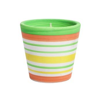 Samar Citronella Candle Pot