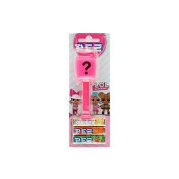 Pez Dispenser Bonbons Candy 3's