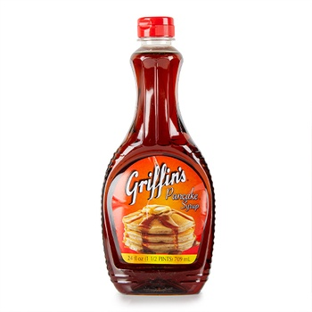 Griffin Pancake Syrup  24oz