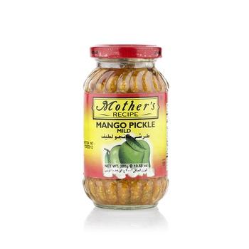 Mothers Recipe  Mango Pickle Mild 300g