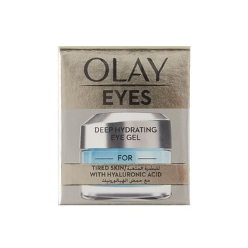 Olay Eyes Deep Hydrating Eye Gel With Hyaluronic Acid For Tired Eyes 15ml