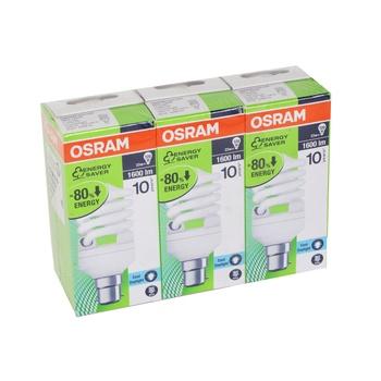Osram Energy Saver Twist 23W Day Screw 3 pcs