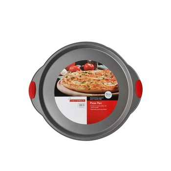 Chefs Pride Pizza Pan with Handle