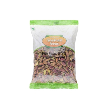 Goodness Foods Pista Peeled (Plain) 250g
