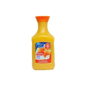 Almarai Juice Orange Premium No Sugar Added 1.5 ltr