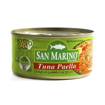 San Marino Tuna Paella 180g