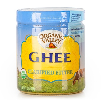 Organic Valley Ghee 13 Oz