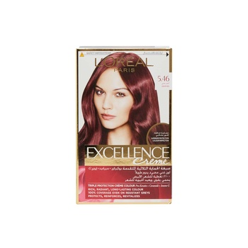 Loreal Excellence 5.46 Grape Red