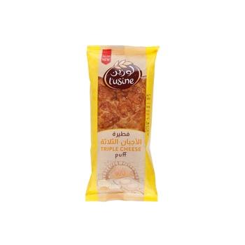 Lusine Tripple Cheese Puff 104g