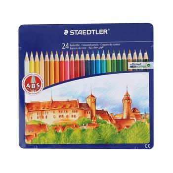 Staedtler Color Pencils 24s pack