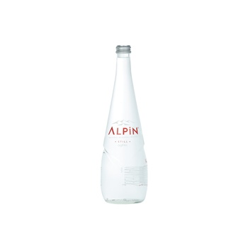 Alpin Glass Bottle 750ml