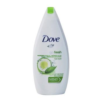Dove Fresh Touch Shower Gel 500 ml