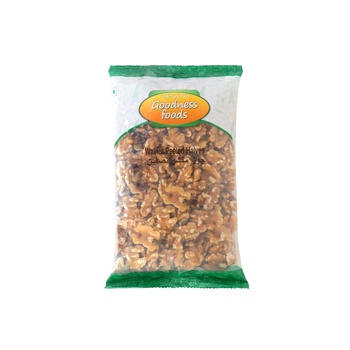 Goodness Foods Walnut Peeled Halves 500g
