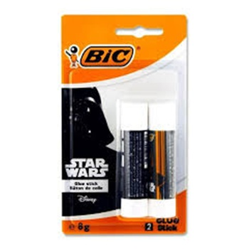 BIC Star War Glue Stick 8G 2Pcs