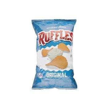 Ruffles Potato Chips Regular 182g