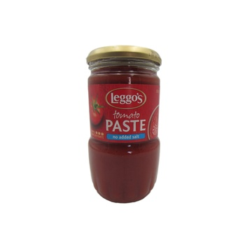 Leggos Tomato Paste - No Added Salt 500g