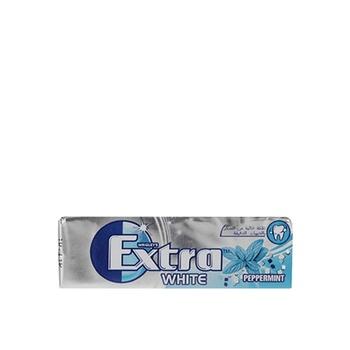 Wrigleys Extra White Peppermint 14g