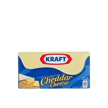 Kraft Cheddar Cheese 500g