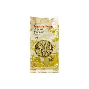 Infinity Organic Pumpkin Seeds  250g