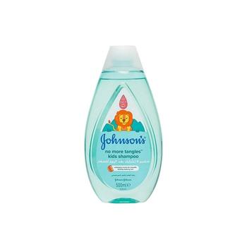 Johnson's No More Tangles Kids Shampoo 500ml
