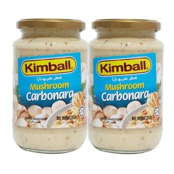Kimball White Pasta Sauce Assorted 2x350g