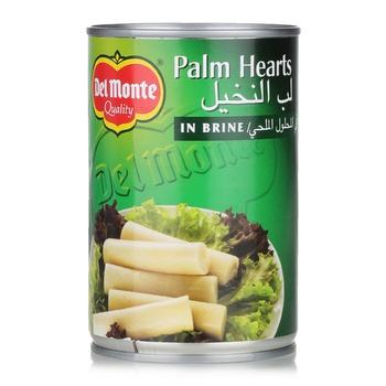 Del Monte Palm Hearts In Brine 410g