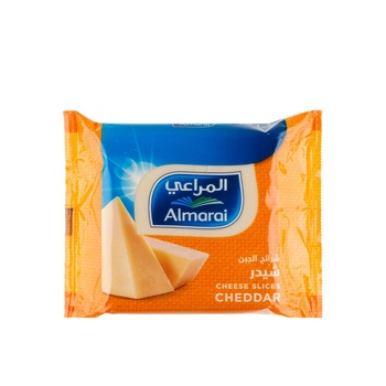 Almarai chedder cheese slices 200g