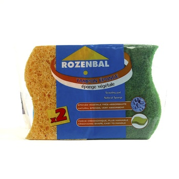 Rozenbal Sponge Scourer 1 X 2
