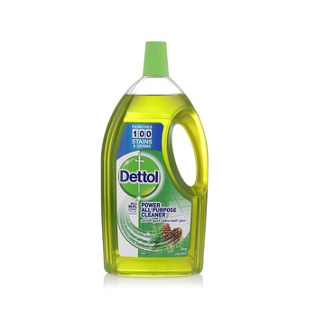 Dettol Healthy Home Anti-Bacterial Disinfectant Multi-Action Cleaner 4-in-1 Pine 1.8L