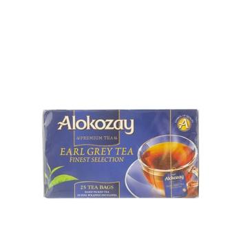 Alokozay Earl Grey Tea Bags 25's