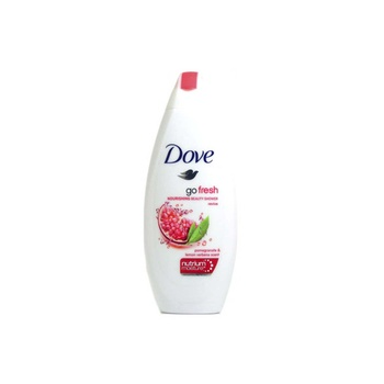 Dove Shower Gel Go Fresh Pomegranate & Lemon Verbana Scent 250ml