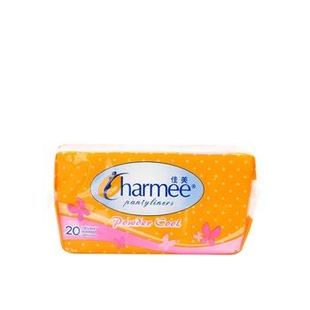 Charmee Pantyliners Powder Cool 20s
