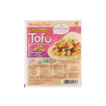 Tofu Organic Extra Firm 14Oz