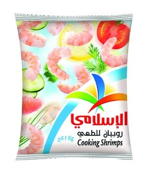 Al Islami Cooking Shrimps 2 x 1kg @ Special Price