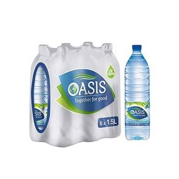 OASIS STILL WATER 6 x 1.5 ltr